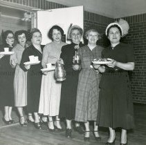 Image of Organizations Party, 1950