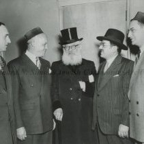 Image of Allied Jewish Campaign Meeting