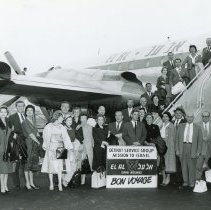Image of DSG Mission to Israel, 1959