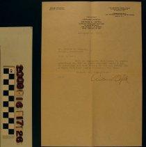 Image of 2009.16.17.26a-b - 23 December 1927