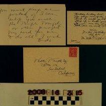 Image of 2009.16.3.15a-c - December 1923