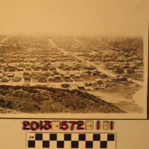 Image of 2013.572.1.1 - A press photo of Belvedere Gardens, East Los Angeles
