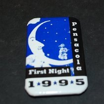 Image of 00.195.0160 - Button, Promotional