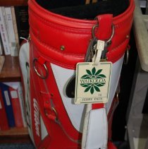 Image of 2003.046.0003 - Bag, Golf