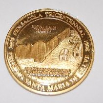 Image of H.09.1998.209.0004.a-b - Coin, Commemorative