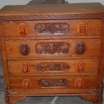 Image of W.83.86.0869 - Chest of Drawers