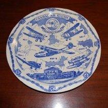 Image of W.83.86.0974 - Plate, Commemorative