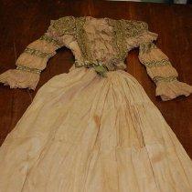 Image of 1982.019.0008.A-B - Dress