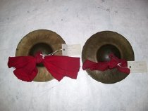 Image of 1989.002.097 a Pair of Cymbals