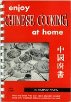 Image of 641-W - This book provides easy-to-cook recipes of Chinese food.