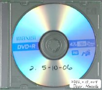 Image of 2006.015.004 - Disc, Compact