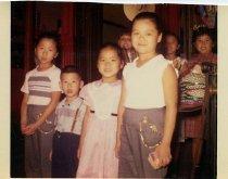 Image of P.S.23 school children in 1957