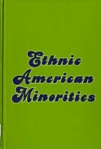 Image of 305.8-J - The recording of American history traditionally has ommitted an effective coverage of the heritage and contributions of American ethnic minorities. The primary purpose of this book, therefore, is to provide an understanding and appreciation for American minorities and to present a highly documented, annotated source of instructional materials and media on four major minorities---Afro-Americans, Asian Americans, Native Indian Americans, and Spanish speaking Americans.
