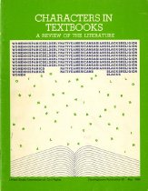 Image of 305.8-C - This book concerns the issue of representation of minority groups and females in the textbooks of the States. As a literature review, this book includes both the portrayals of minorities, older persons and females as well as the effects of textbooks on students.