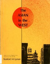 Image of 305.85-L - Discusses Asian's life in the West.