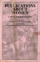 Image of 305.401-P - This is a selet bibliography of publications about women.
