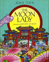 Image of Juv-803-T - Nai-nai tells her granddaughters the story of her outing, as a seven-year-old girl in China, to see the Moon Lady and be granted a secret wish.