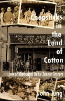 "Image of 976 - The story of how a few Chinese immigrants found their way to the Mississippi River Delta in the late 1870s and earned their liVietnameseng with small family operated grocery stores in neighborhoods where mostly black cotton plantation workers lived. What was their status in the segregated black and white world of that time and place? How did this small group preserve their culture and ethnic identity? ""Chopsticks in the Land of Cotton""is a social history of the lives of these pioneering families and the unique and valuable role they played in their communities for over a century."