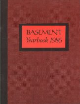 Image of This is Basement Workshop Inc.'s 1971-1986 yearbook.