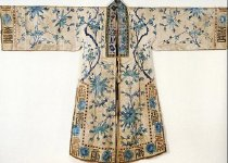 Image of Reversible robe for an immortal (front)