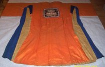 Image of Court official ceremonial robe (back)