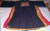 Image of Cavet official ceremonial robe (back)