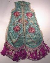 Image of Turqoise vest