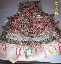 Image of Sleeveless vest (back)