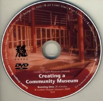 Image of Creating a Community Museum DVD