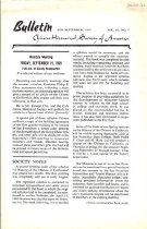 Image of September 1969 Vol. 4, No. 7