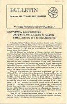 Image of November 1991 Vol. 26, No. 9