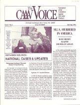 Image of Spring 1993 Vol. 5, No. 1 12 pp.