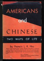 Image of 951-H - Americans and Chinese : two ways of life.