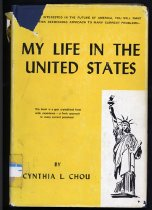 Image of 920-Chou - Autobiography of a Chinese woman who received her B.A. from Beijing National Normal University in 1943 before coming to the United States, where she received an M.A. from Columbia University's Teachers College in 1958.