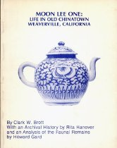 Image of 979.4-B - History of Chinese Americans by examining archeological evidence of an old Chinatown in Weaverville, California.