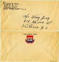 Image of 2009.006.190 - Envelope