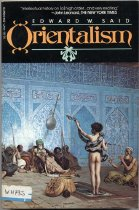 Image of 950-S - The author has challenged the concept of orientalism or the difference between east and west.