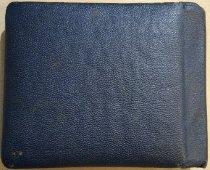 Image of Autograph Book, June 1946 back