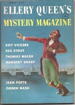 Image of February 1957, #49. Includes C. Y. Lee's first short story.