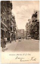 Image of Mott Street, 1905