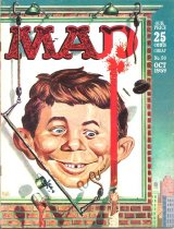 Image of Humor magazine, #50, October 1959.