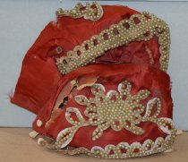 Image of Red scholar's hat