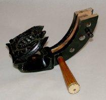 Image of Stringed instrument end