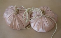 Image of Pink curtain weights