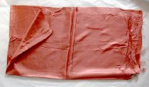 Image of Pink sateen fabric