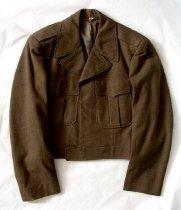 Image of Chan Wah-Soe's military jacket, 2