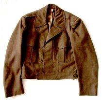 Image of Chan Wah-Soe's military jacket, 1