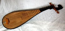 Image of Lute or pipa