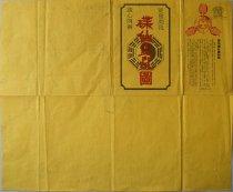 Image of Divination poster, back