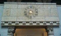 Image of Honolulu Hale Clock - Clock